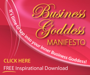 Business Goddess Manifesto